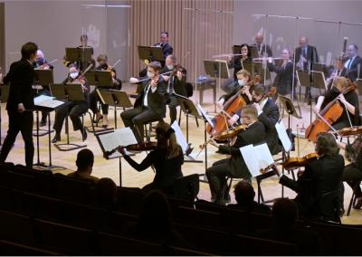 Lohjan Kaupunginorkesterin esittelyvideo